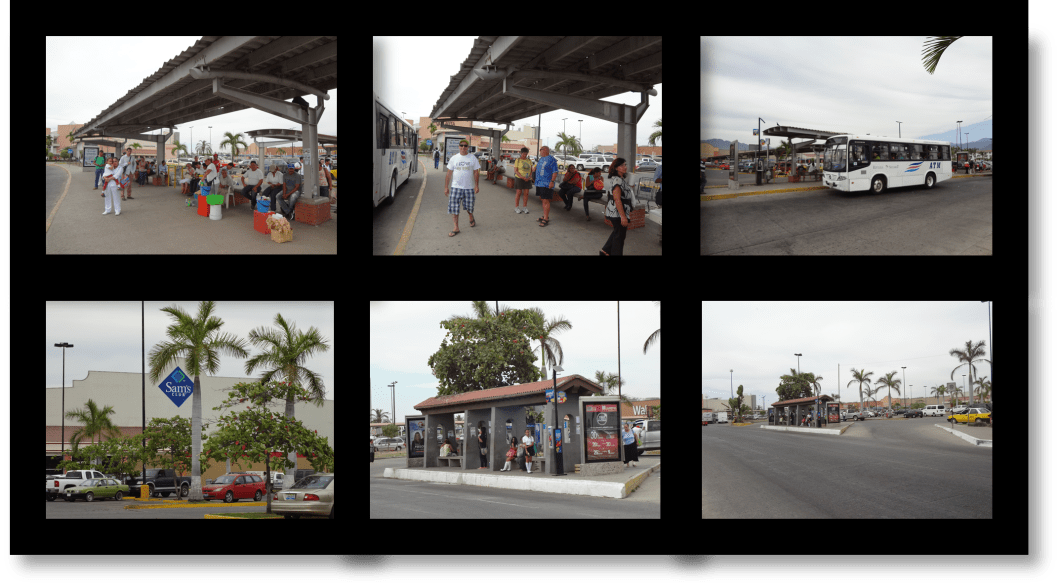 Bus fares and bus routes in Puerto Vallarta