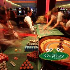 Nuevo Vallarta / Flamingos: Grand Odyssey Casino, Nuevo Vallarta