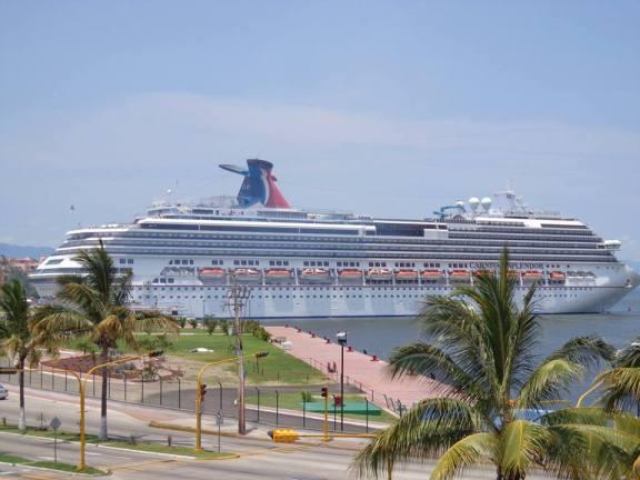 Maritime Terminal Puerto Vallarta, Mexico