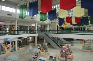 Nuevo Vallarta / Flamants: Paradise Plaza Mall, NNuevo Vallarta