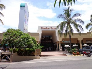 Nuevo Vallarta / Flamingos: Paradise Plaza Mall, Nuevo Vallarta