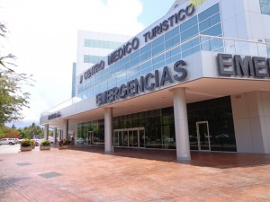 Nuevo Vallarta / Flamingos: San Javier Hospital, Nuevo Vallarta
