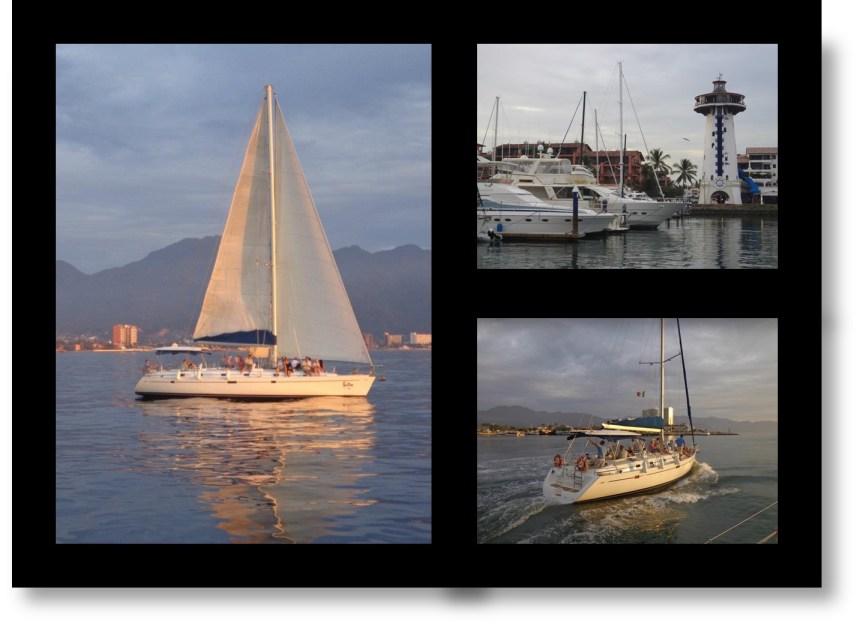 Vallarta Adventures Sunset Sailing Tour in Puerto Vallarta Mexico