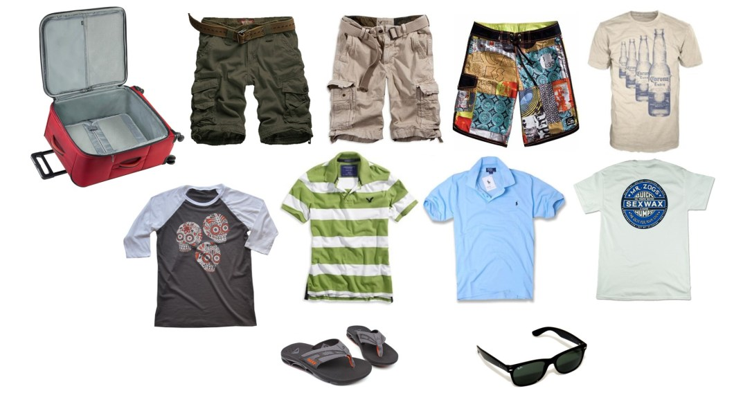 Travel Checklist and what to pack for Puerto Vallarta Mexico