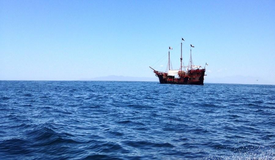 Pirate Ship Tour in Puerto Vallarta Mexico