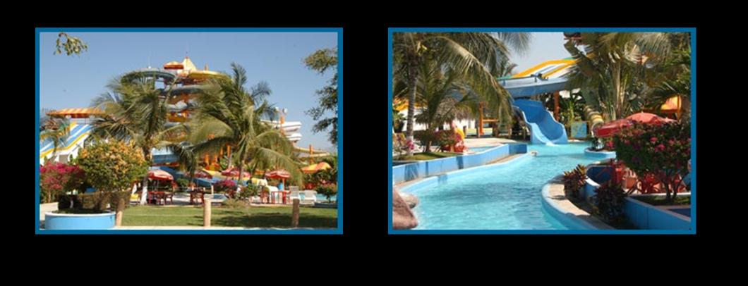 Aquaventuras Water Park and Dolphinarium in Nuevo Vallarta, Mexico