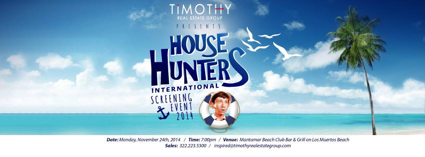 House Hunters International Puerto Vallarta Charity Event 2014