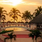 Marival Resort & Suites - Coucher du soleil