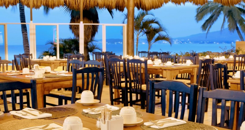 Royal Decameron in Bucerias - Restaurant View