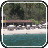Picture linking to Las Animas beach information.