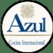 Logo for Azul Restaurant in Nuevo Vallarta