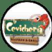 Logo for La Cevicheria Restaurant in Nuevo Vallarta