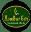 Logo for Moonstar Cafe in Nuevo Vallarta