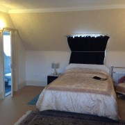 Double with ensuite in 2 bedroom accommodation