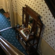 Entrance hall and stairs to 3 bedroom accommodation