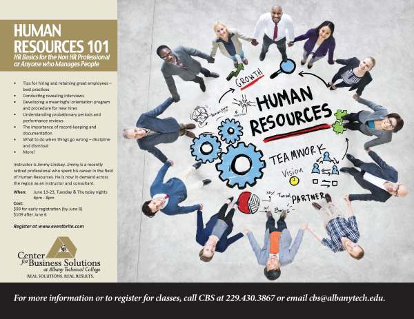 Human Resources 101: HR Basics for the Non-HR Professional ...