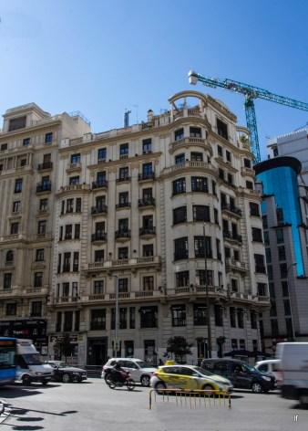 Edificio Vitalicio, Gran Vía 73 (1929-1930), de Fernando de Escondrillas y López de Alburquerque