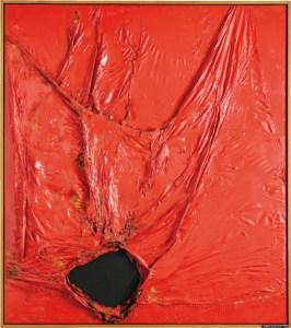 El artista de la materia : Rojo plástico