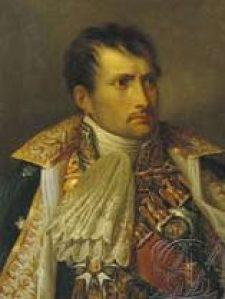 Napoleón Bonaparte - Andrea Appiani - Pinacoteca Ambrosiana