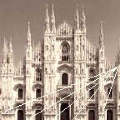Reloj de la Catedral - Punto de donde toma luz