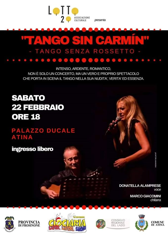 Tango senza rossetto