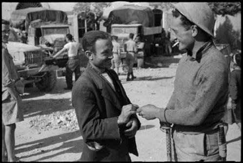 Atina - 1 Giugno 1944, George Frederick Kaye