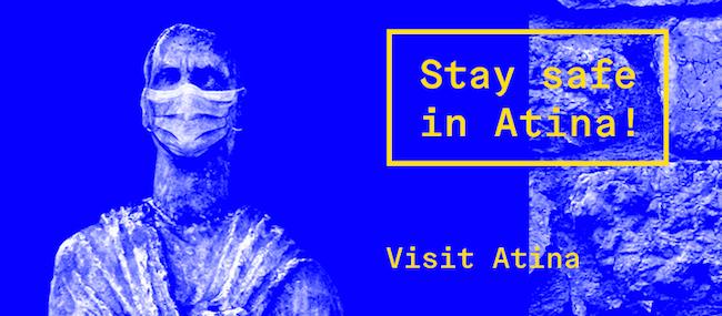 Stay safe Atina - Visit Atina