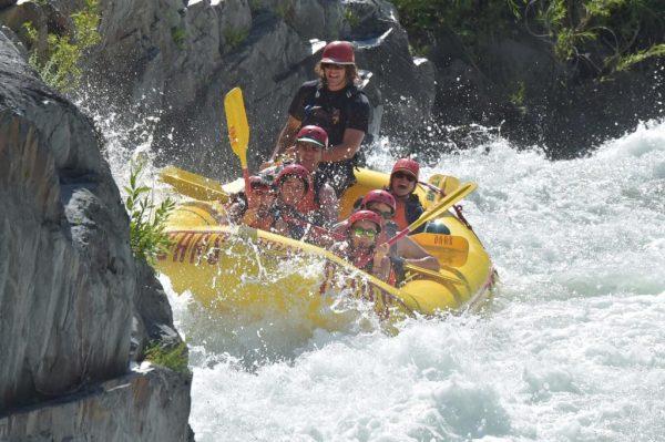 Bali River Rafting