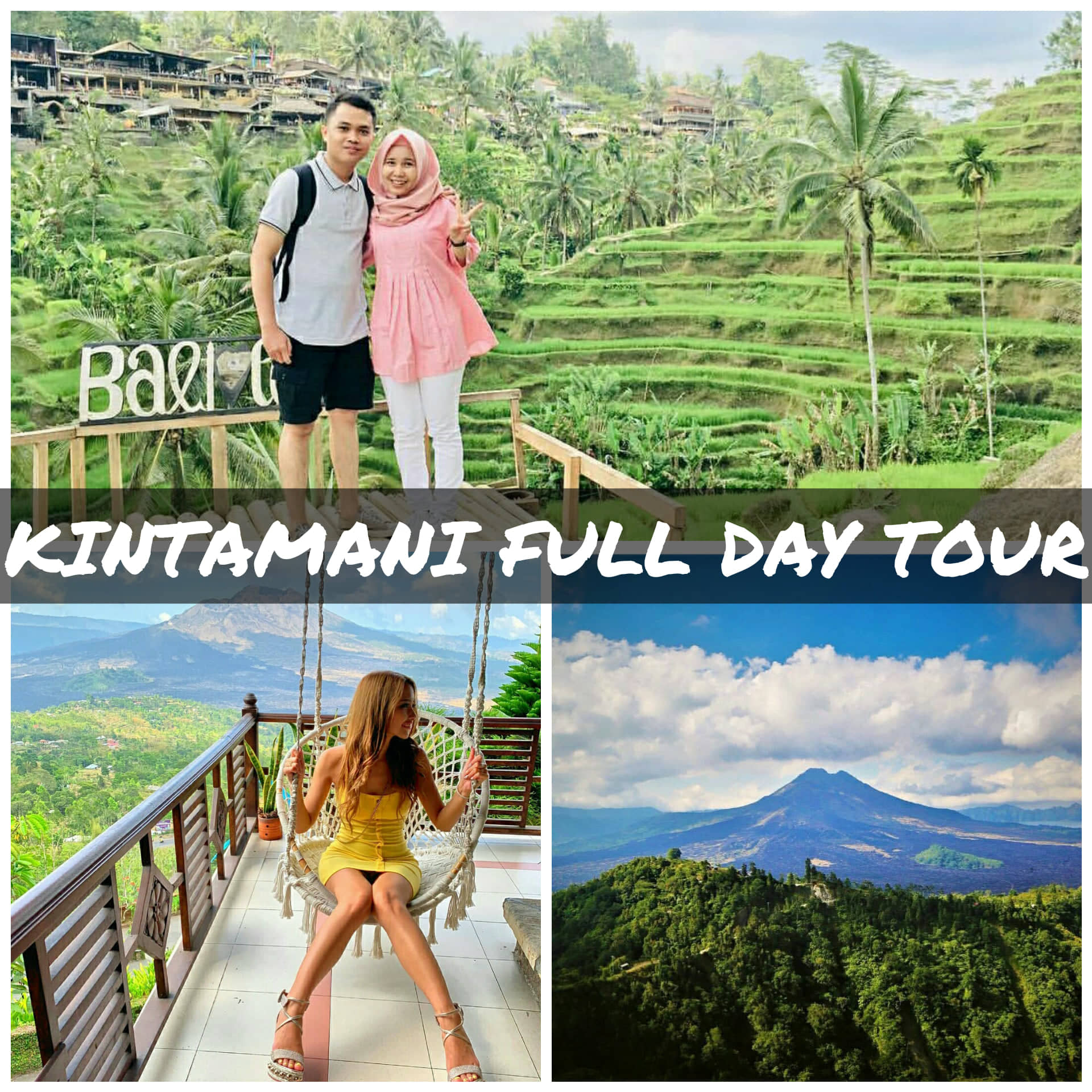 Kintamani Full Day Tour