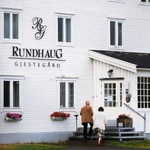 Gavekort: Overnatting på Rundhaug Gjestegård