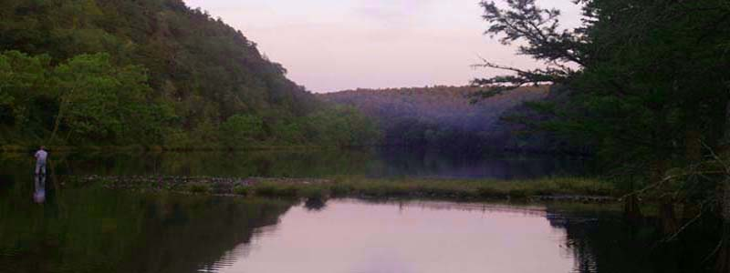 Beavers Bend Fishing