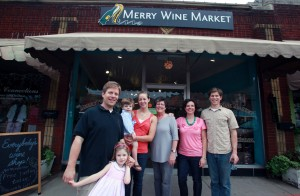 The Merry Wine Market Black Mountain