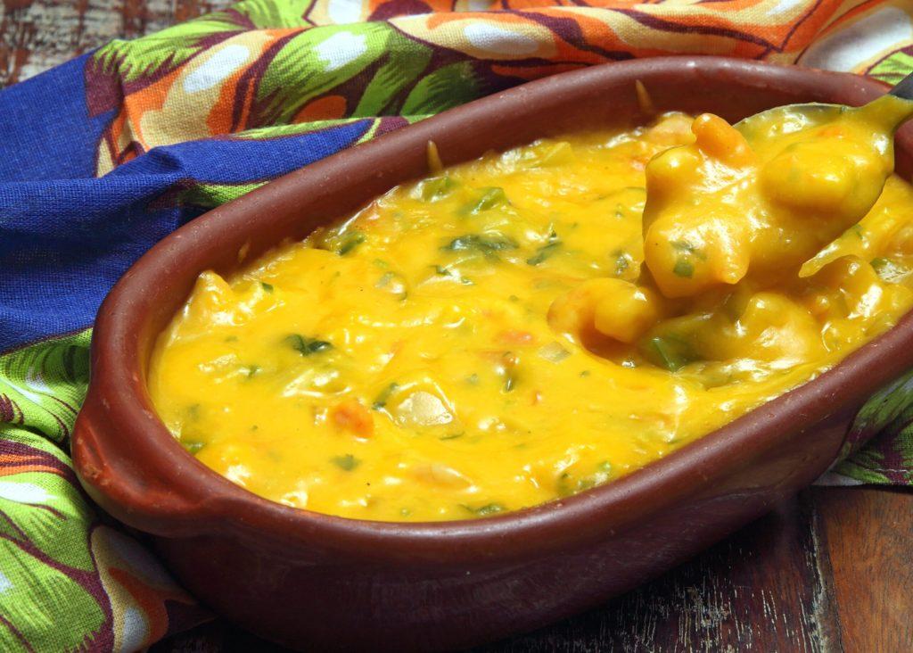 Bobó de Camarão, classic dish of Bahian cuisine
