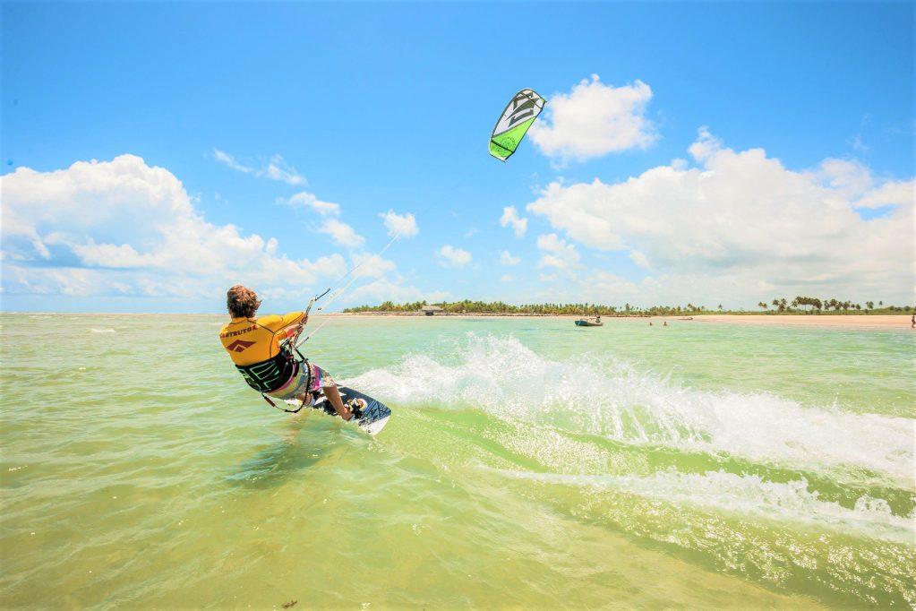 Kitesurf - Praia de Maracaípe
