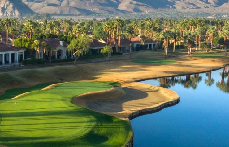 Golf courses in Palm Springs