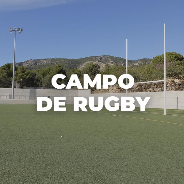 instalaciones deportivas de Mallorca, instal·lacions esportives de Mallorca , campo de rugby - Son Caliu
