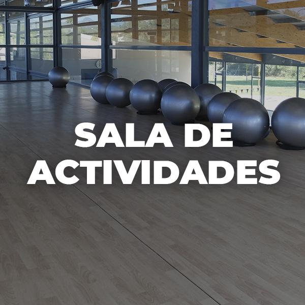 sala de actividades , sala d'activitats , instalaciones deportivas de Mallorca, instal·lacions esportives de Mallorca