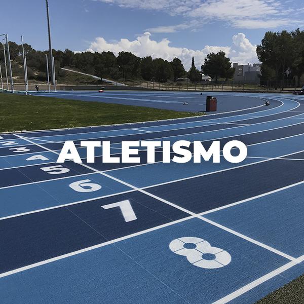 Entrenar y competir en Mallorca. Pista de atletismo de Magaluf, Magaluf athletics track