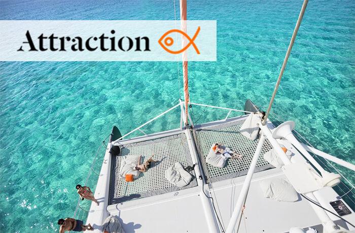 Attraction-Catamarans