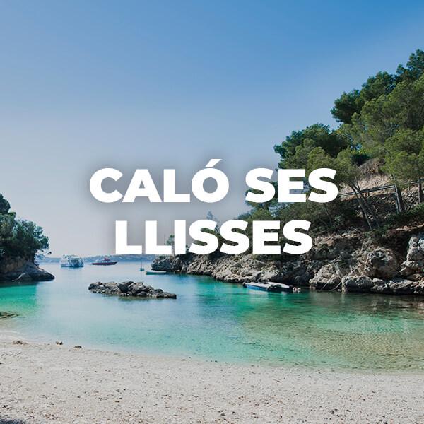 Caló ses Llisses, cala paradisiaca en Cala Fornells, en Peguera. Playa de Torà en Peguera. Calvià: playas espectaculares en Mallorca