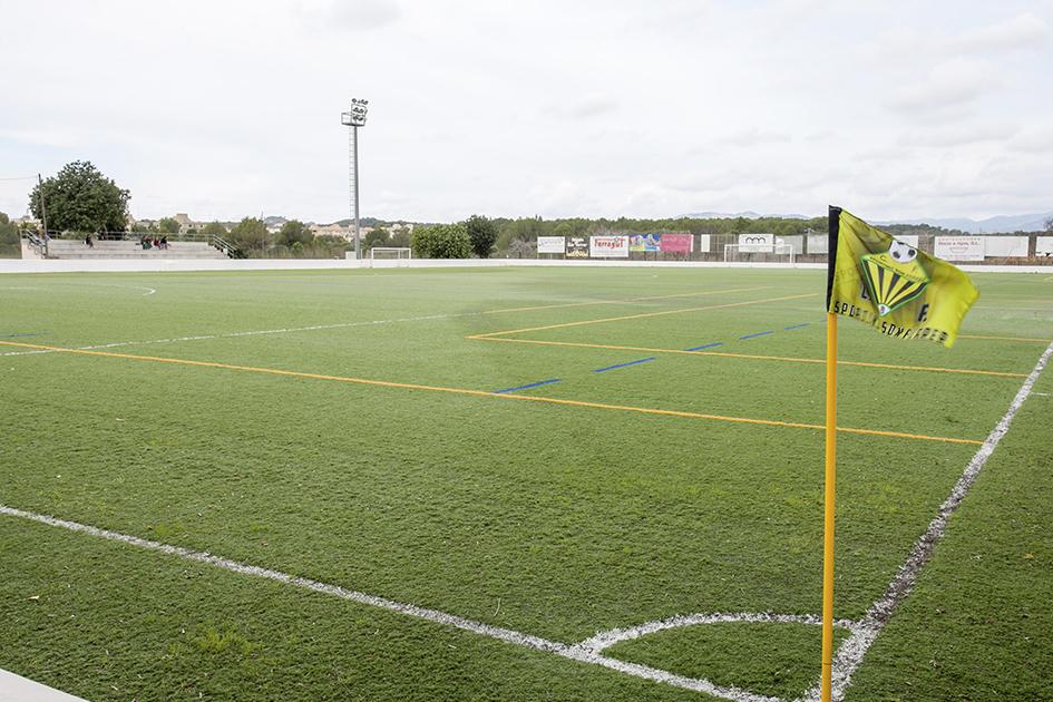 Campo de Fútbol Son Ferrer - Calvià