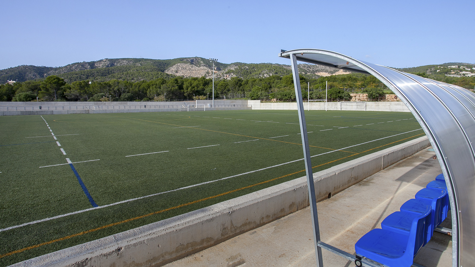 Son Caliu -Futbol