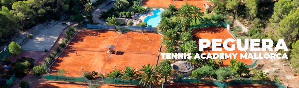 Tennis courts in Majorca , Pistas de tenis en Mallorca, Juega al tenis en Mallorca , Peguera Tennis club