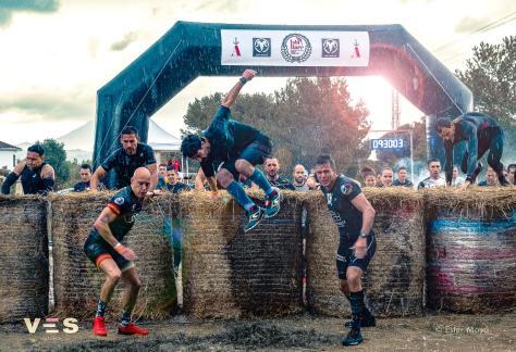 ISLA RACE carrera de obstáculos , spartan race