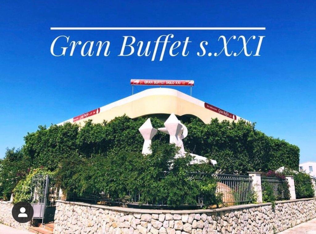 Gran Buffet s.XXI restaurante son bugadelles