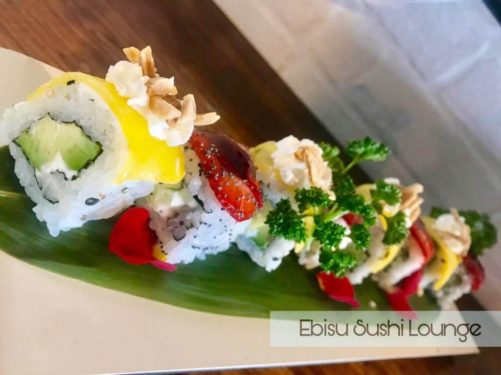 Ebisu Sushi Lounge Santa Ponça