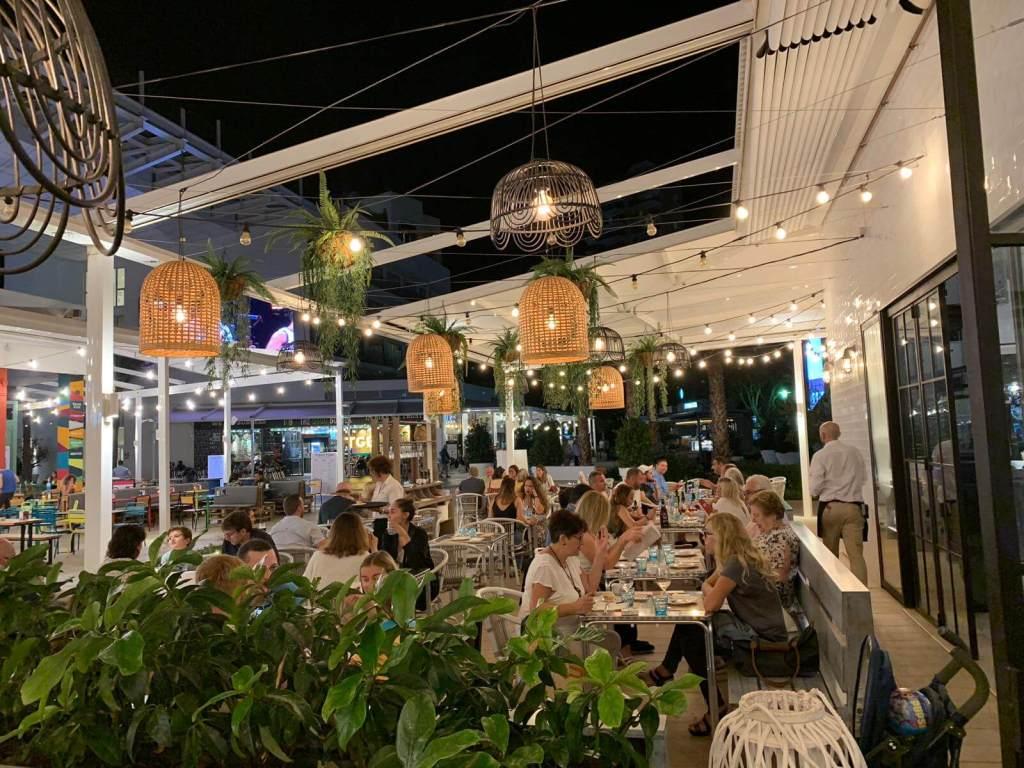 Tast restaurante mediterraneo en magaluf