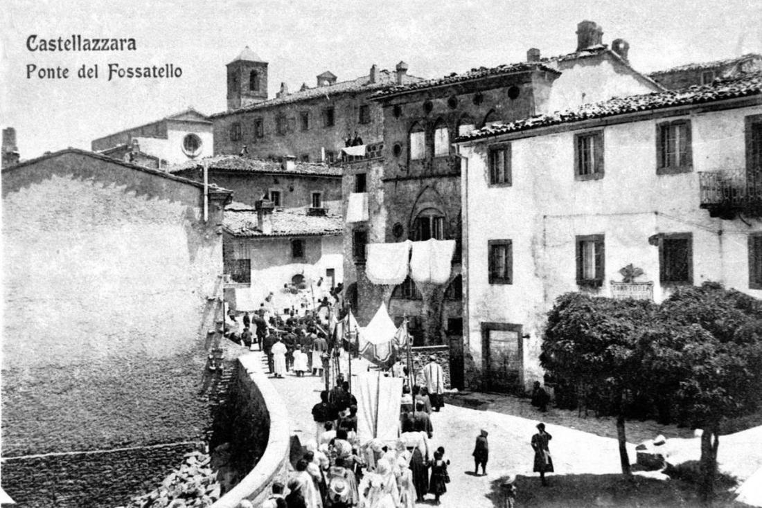 Castell'Azzara, la Toscana da scoprire! ecosistema di tradizioni, natura, storia e cultura-Ponte Fossatello