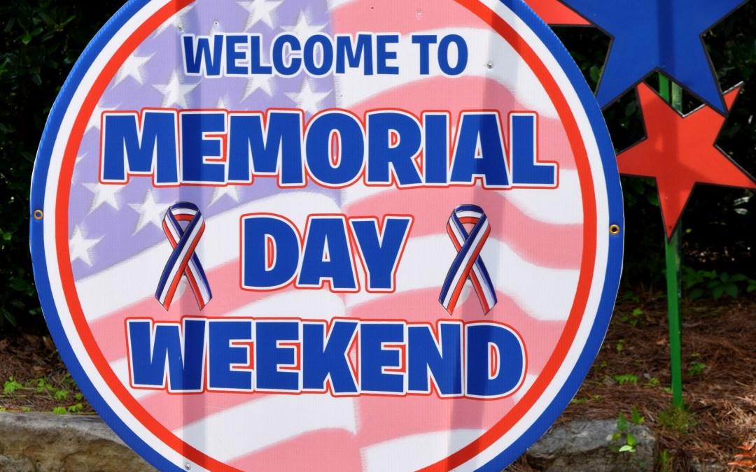 Memorial Day Weekend 2018 in CBVA
