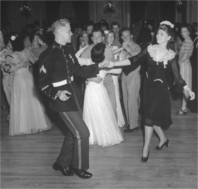 WWII USO-style Dinner Dance